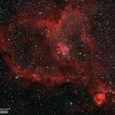 Heart Nebula, IC 1805,                                Andrei Prakapovich