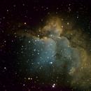 NGC7380,                                Mika Hämäläinen