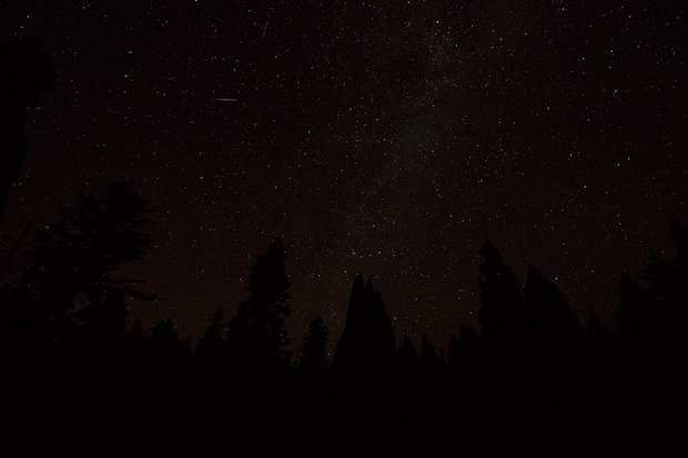 Perseids Meteor Shower 2017,                                Scott Davis