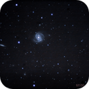 M100,NGC 4312,NGC 4323,NGC 4328,                                John
