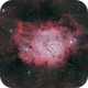 Lagoon Nebula - M8,                                Alan Santana