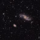 NGC3718 Polarring Galaxy,                                Florian_Pieper