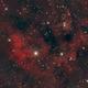 NGC 7822 - Detail,                                Astro-Wene