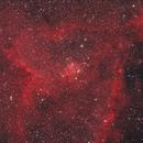 Heart Nebula,                                Mark Guinn