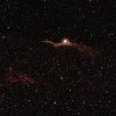 NGC 6960  Western Veil Nebula,                                clamper
