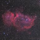 IC1848 Soul Nebula,                                Kiyoshi Imai
