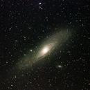 Andromeda Galaxy M31,                                utkarsh3142