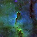 IC1396 - SHO,                                Martin Dufour