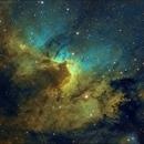 SH 2-155  Cave Nebula,                                Stefan Schimpf