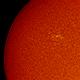 2018.05.12 Sun AR2709 H-Alpha,                                Vladimir
