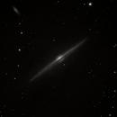 Needle Galaxy - NGC 4565,                                Starman609