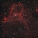 IC1805 / IC 1848 Herz und Seelennebel,                                S.Rücker