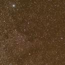 NGC7000 - Nébuleuse de l'Amérique du Nord ,                                thedep