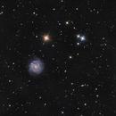 NGC 3184 - Little phinwheel in HaLRGB,                                Piet Vanneste