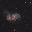 M51 very deep,                                Ola Skarpen SkyEyE