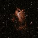 M17-The Omega nebula,                                gibran85