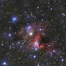 Sh2-155 - The Cave nebula,                                Rafael Schmall
