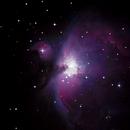 M42 - Orion Nebula,                                Richard Davidson