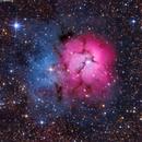 Trifid Nebula (M20),                                Lopes Maicon