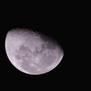 72% Wanning Gibbous Moon,                                Jirair Afarian