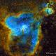 IC 1805 - Heart Nebula ,                                Francois Theriault