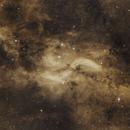 DWB 111, The Propeller Nebula,                                ks_observer