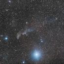 IC2118, the Witch Head nebula,                                Tromat