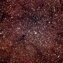 IC1396 - Elephant Nebula,                                Dave