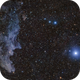 The Witch Head nebula looking at Rigel,                                Vincent Duparc