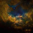 The Heart of Lower's Nebula - Sh2-261,                                John Ebersole