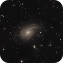 NGC 772 and NGC 770 called ARP78 close up,                                Riedl Rudolf