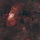 M16 and M17 region,                                Mario Spenard