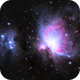 M42 - Orion Nebula,                                matt_baker