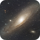 M31 OSC test,                                Dave Bloomsness