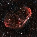 NGC6888 Crescent Nebula,                                Karoy Lorentey