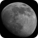 Moon - 4th of April 2020 - South of Paris,                                Matthias Titeux