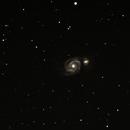 M51 Whirlpool Galaxy,                                Jay P Swiglo