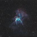 Thor's Helmet Nebula (NGC2359),                                Soner Soysal