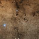 Snake nebula (B72) in Ophiuchi,                                Nikita Shamorgin