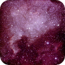 North American Nebula, NGC 7000,                                KHartnett