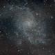 M 33 Core ,                                GALASSIA 60