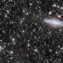 NGC7331 et le quintet de Stephan,                                ZlochTeamAstro