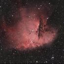 Pacman - Nebel (NGC 281),                                Michael Schröder