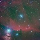 IC434 Horse Head Nebula,                                Ilyoung, Seo
