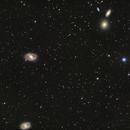 M95, M96, M105, NGC3384 & 3389,                                PVO