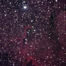IC 1396 (Elephant's trunk nebula),                                stevebryson