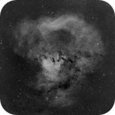 Cederblad 214 and NGC 7822,                                alphaastro (Rüdiger)