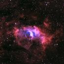 NGC 7635 HOO,                                Adrian Criss
