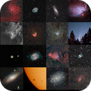 Astrophotography Collage 2020,                                Molly Wakeling
