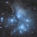 Pleiades-Subaru-M45,                                Simas Šatkauskas
